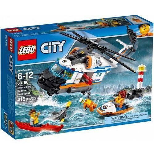 Lego city 60166 helikopter ratunkowy do zadań specjalnych ( heavy duty rescue helicopter ) (5702015866385)