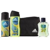 get ready! zestaw upominkowy ii. + do każdego zamówienia upominek. wyprodukowany przez Adidas