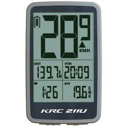 Licznik 211u przewodowy 11 funk, akumulator usb, termometr marki Kross