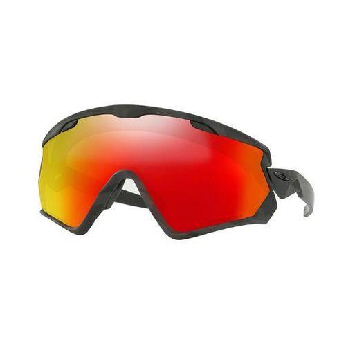 Gogle narciarskie oakley oo7072 wind jacket 2.0 707208 Oakley goggles
