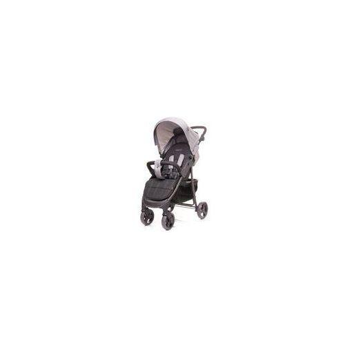 Wózek spacerowy Rapid 4Baby (ciemno szary), 764367
