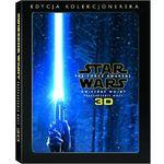 Gwiezdne Wojny: Przebudzenie Mocy 3D. Edycja Kolekcjonerska (3BD) (7321917505987)