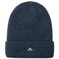 czapka zimowa EMERICA - Triangle Beanie Navy (401)