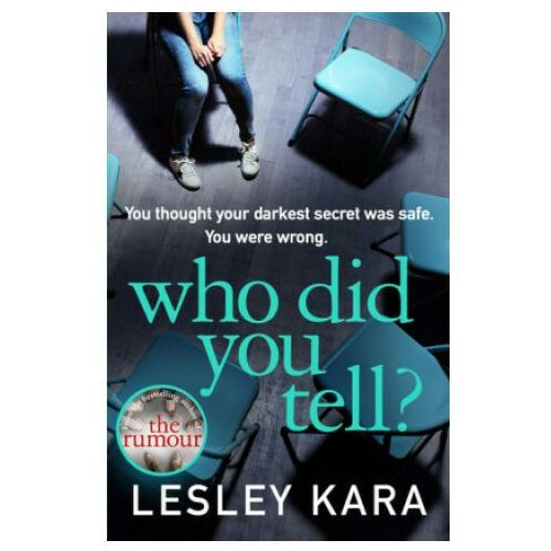 Who Did You Tell? - książka (9780552175517)