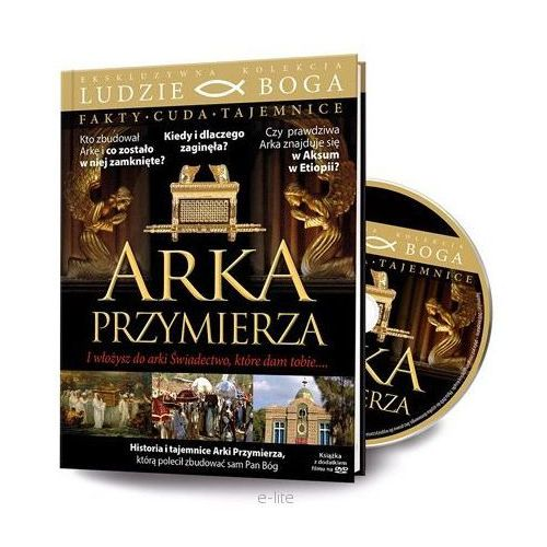 Arka przymierza - dvd ludzie boga marki Praca zbiorowa