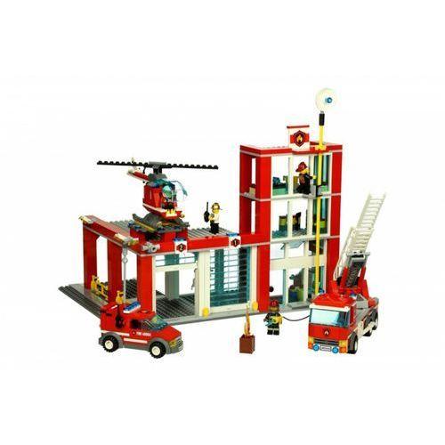 60110 Remiza Fire Station Klocki City Lego Opinie Ceny