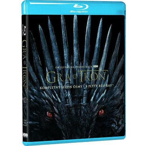 GRA O TRON, SEZON 8 (3 BD) (Płyta BluRay) (7321931352512)