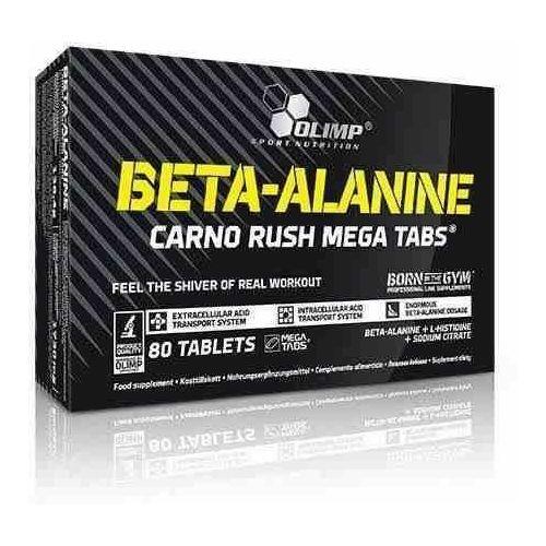 Olimp beta-alanine carno rush - (80 tab)