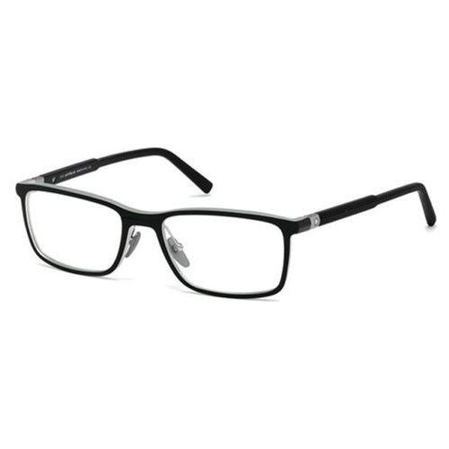 Okulary korekcyjne mb0616 002 Mont blanc