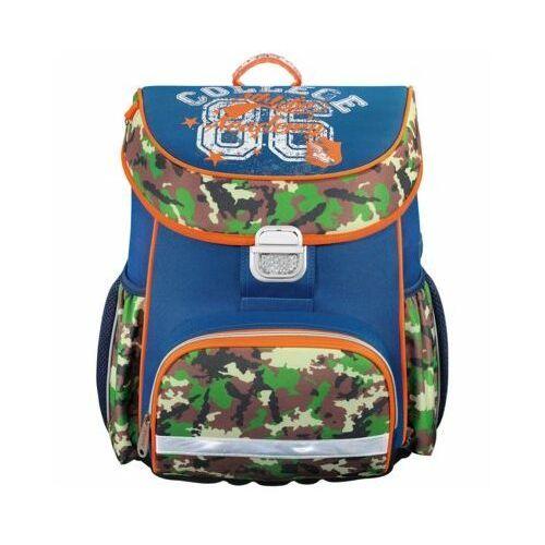 Hama tornister / plecak szkolny dla dzieci / College - College, kolor niebieski