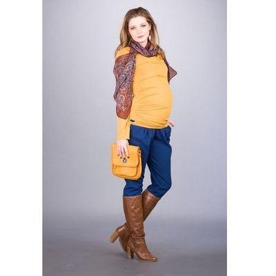 Spodnie ciążowe Bebefield Piękny Brzuszek