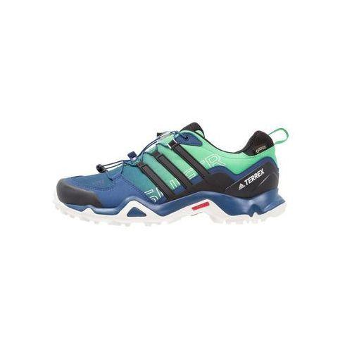 Adidas Performance TERREX SWIFT GTX Półbuty trekkingowe mystery blue/core black/energy
