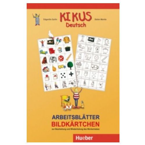 Kikus Deutsch. Arbeitsblatter Bildkartchen (9783193614315)