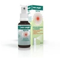 Aerozol NEO-ANGIN aerozol do gardła 30ml