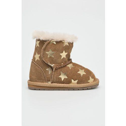 - śniegowce dziecięce toddle starry night marki Emu australia