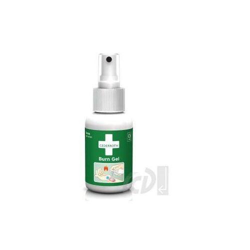Spray Żel na oparzenia w sprayu CEDERROTH Burn Gel Spray (nr 901901)