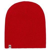 czapka zimowa BURTON - All Day Lng Bne Flame Scarlet (600)