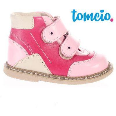 Buty profilaktyczne dla dzieci Rena tomcio.pl - obuwie profilaktyczne dziecięce