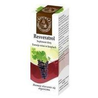 BONIMED Resveratrol krople esencja wina w kroplach 20ml (5908252932603)