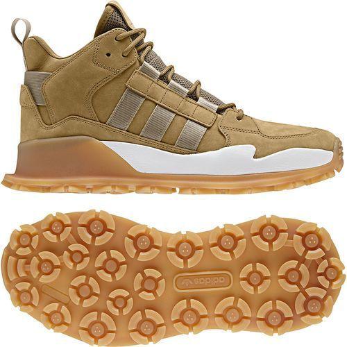 Buty originals f/1.3 le b43663 - brązowy, Adidas, 41-46