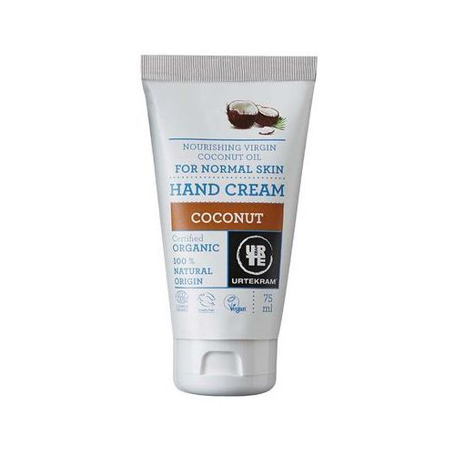 Krem do rąk kokosowy bio 75 ml - Urtekram - Genialna oferta