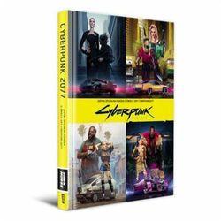 Cyberpunk 2077. jedyna oficjalna książka o świecie gry cyberpunk 2077 marki Cenega