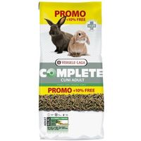 Versele-laga cuni adult complete 8kg + 800g gratis pokarm dla królików