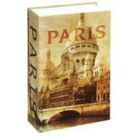 Richter Czech kasetka TS0209 - imitacja książki Paris (8592218026580)