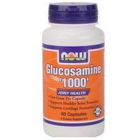 Kapsułki Now Foods Glucosamine 1000 - Glukozamina 60 kaps.