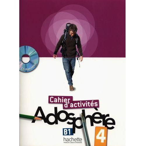 Adosphere 4 Zeszyt Ćwiczeń Z Płytą Cd (2012)
