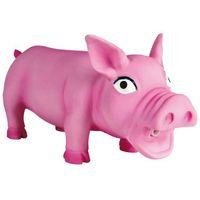 TRIXIE zabawka Świnka z naturalnym głosem - różne rozmiary