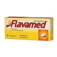 Tabletki FLAVAMED x 20 tabletek