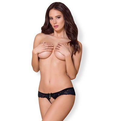 Erotyczne majtki damskie obsessive (pol) Agnesa