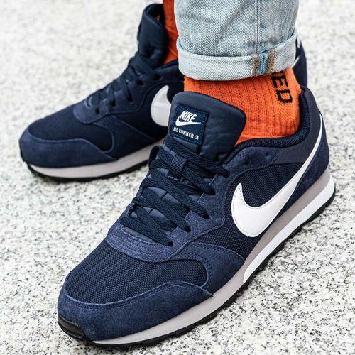 Nike Buty treningowe męskie md runner 2 (749794-410)