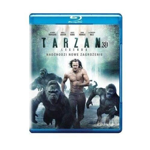 Tarzan: Legenda 3D (Blu-ray) - David Yates