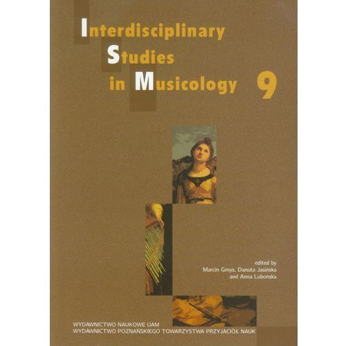 Interdisciplinary Studies in Musicology 9 (382 str.)