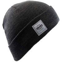 czapka zimowa JONES - Beanie Baker Heather Charcoal (GY) rozmiar: OS