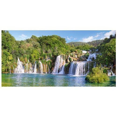 Castorland , krka waterfalls, croatia, puzzle, 4000 elementów (5904438400133)