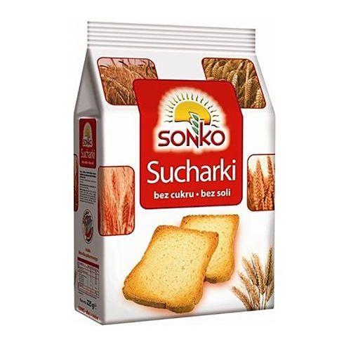 225g suchary bez cukru i soli marki Sonko