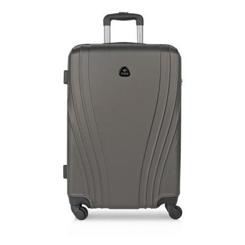 c08c780187ad2 Duża walizka twarda na 4 kółkach (Solier) opinie + recenzje - ceny w ...