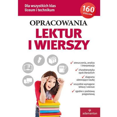 Literaturoznawstwo Adamantan InBook.pl
