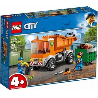 Śmieciarki LEGO 5.10.15.