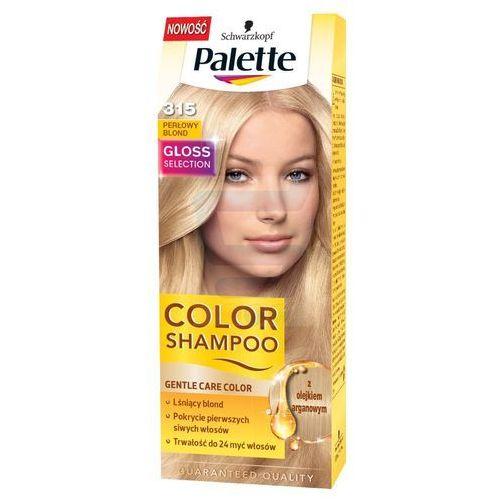 Palette Color Shampoo Szampon koloryzujący nr 315 Perłowy Blond, kolor blond