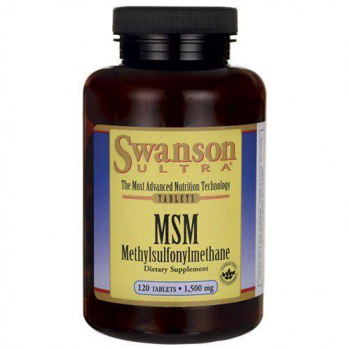MSM TRUFLEX 1500mg 120 tabletek