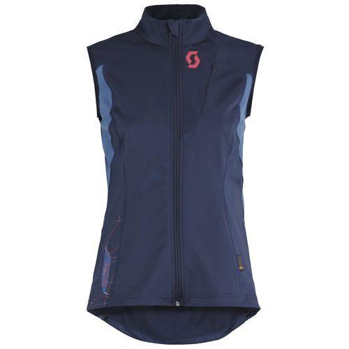 Scott kamizelka thermal vest women's actifit black iris m