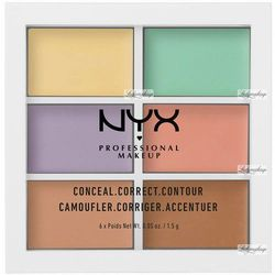 Korektory do twarzy NYX Professional Makeup Ladymakeup.pl