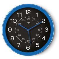 Cep Zegar ścienny  pro gloss - niebieski c820g-01
