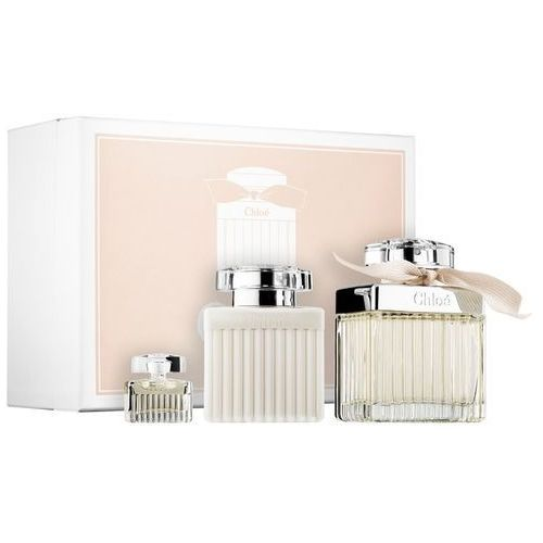 Fleur de parfum edp 75ml + body lotion 100ml + edp 5ml Chloe