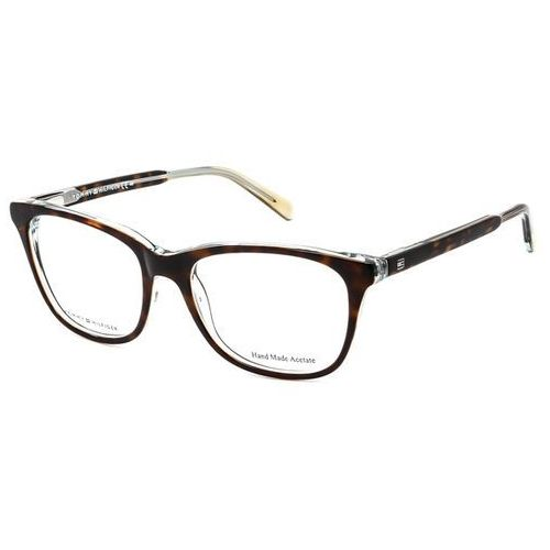 Okulary korekcyjne th 1234 1il Tommy hilfiger