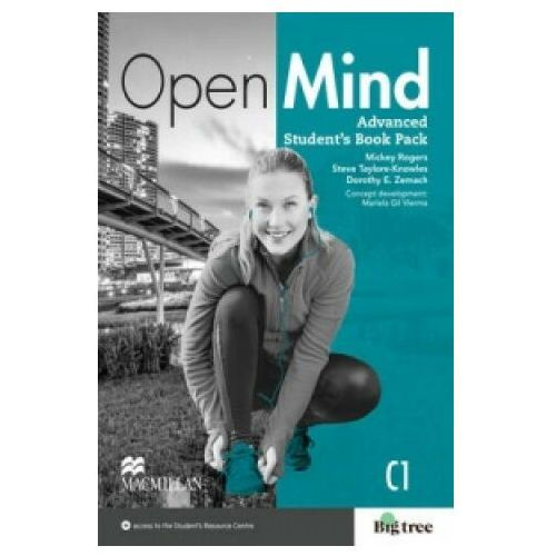 Open Mind British edition Advanced Level Student's Book Pack (9780230458260)